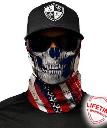 Бафф USA Skull