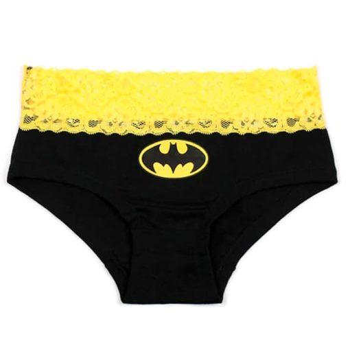 Женские трусики Бэтмен вид спереди