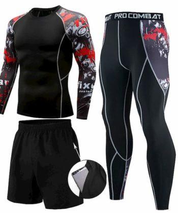 Комплект мужской спортивный FixGear