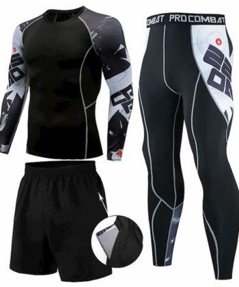 Комплект мужской спортивный CrossRoad