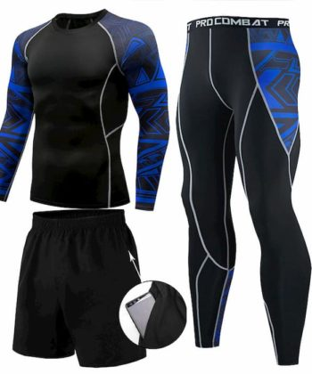 Комплект мужской спортивный DeepPower