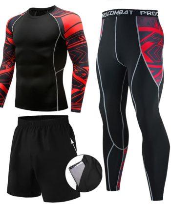 Костюм спортивный мужской RedPower