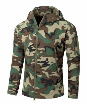 Куртка камуфлированная Джунгли фото 2