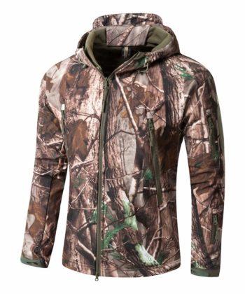 Куртка камуфлированная Лес