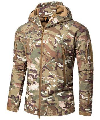 Куртка камуфлированная Флора