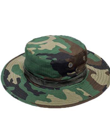 Шляпа камуфлированная Джунгли