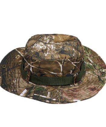 Шляпа камуфлированная Лес