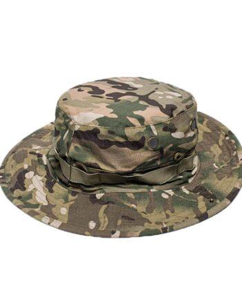 Шляпа камуфлированная Флора
